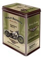 Nostalgic Art Harley Davidson Knucklehead Saklama Kutusu Renkli